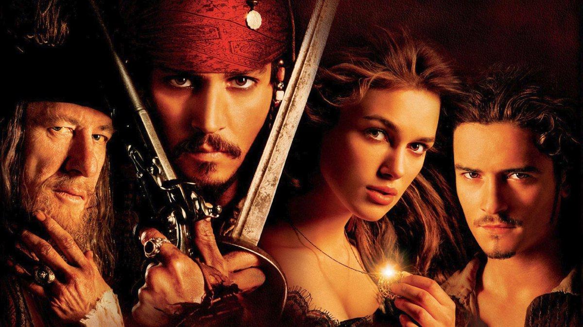"Pirates of the Caribbean: Curse of the Black Pearl: ""Yo-ho, Yo-ho. A pirates life forme!"""