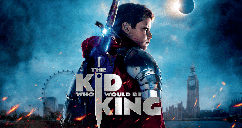 """The Kid who would be King Review: """"Kidz Rule…at the kidstable"""""""