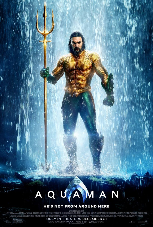 Aquaman Review: King of the SevenSeas